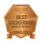 Finalist: Best Brokerage Over 10 People Insurance Business Awards 2017