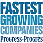 Progress Fastest Growing Companies 3 Time Winner